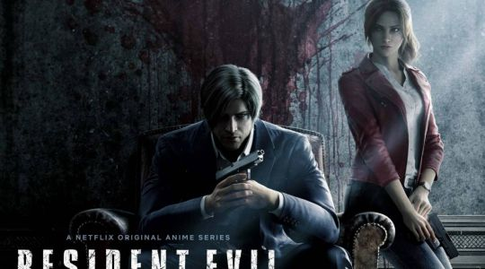 Netflix reveals Resident Evil: Infinite Darkness anime made entirely in 3DCG