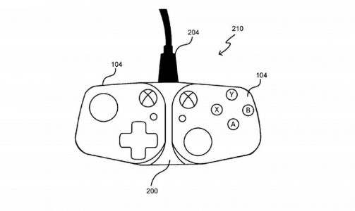 Microsoft is Trying to Patent New Detachable Controllers for Mobile Devices