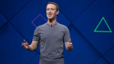 Facebook's newest record: 2 billion users