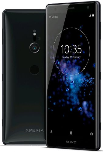 Sony Xperia XZ2 press renders and specs leak, looks a lot like the HTC U11 Plus