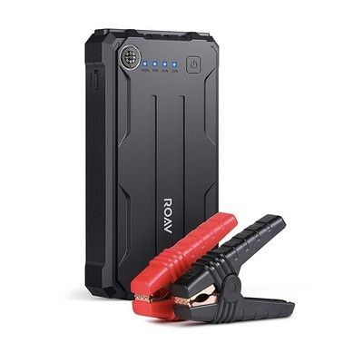 Never get stranded in an emergency with the $80 Anker Roav Jump Starter Pro