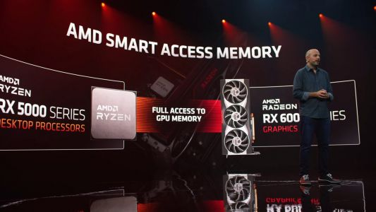 Could AMD's Smart Access Memory be the secret sauce of Big Navi?