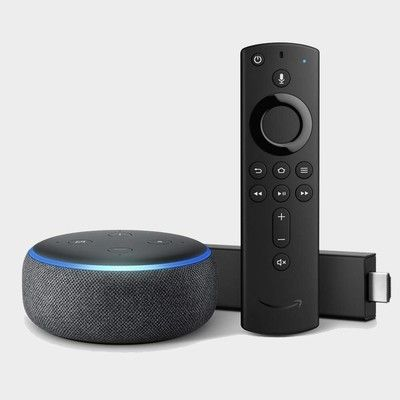 Save $40 when you grab the new Fire TV 4K and 3rd-gen Echo Dot together