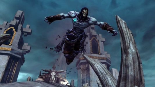 Darksiders II now runs at native 4K resolution on Xbox One X