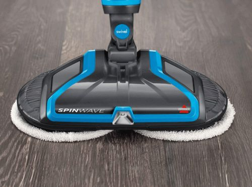 Amazon's running a rare sale on a mop that cleans floors like nothing you've ever seen before
