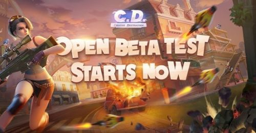 Creative Destruction blasts its way into open beta