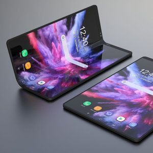How did Samsung manage to bend the cover glass of its foldable phone? A ton of Japanese suppliers