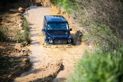 The 2019 Mercedes G-Wagen is where past and present meet under the hood