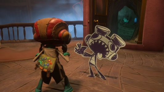Psychonauts 2 will perform better on Xbox Series S than on PS5 due to backwards compatibility