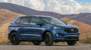 2019 Ford Edge Review: Self-Driving, Hot Rod Engine, Better Looks