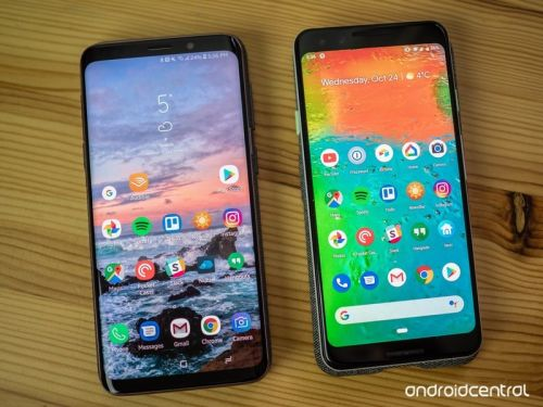 Should you buy the Pixel 3 or Galaxy S9?