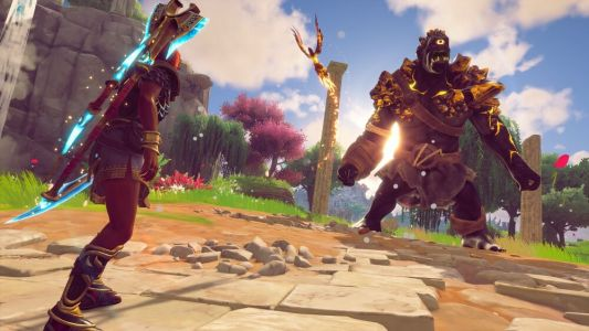 Watch the First Hour+ of Gameplay for IMMORTALS FENYX RISING