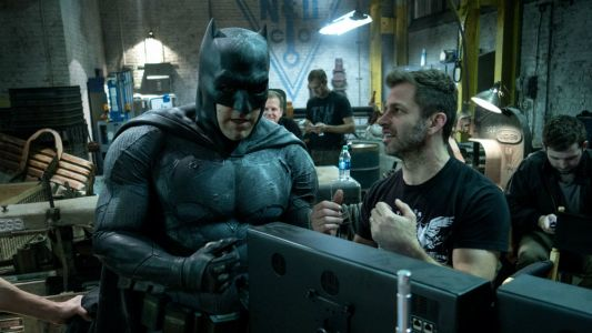 DCEU Fans Are Petitioning For a Zack Snyder Cut of JUSTICE LEAGUE
