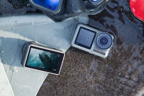 It's here! DJI officially launches its first action cam, the Osmo Action