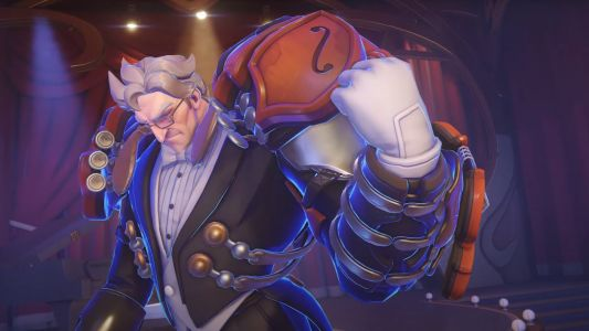 Overwatch adds orchestral flair with Sigma's Maestro Challenge