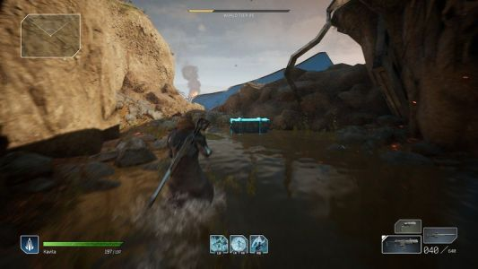 Outriders players will be able to disable motion blur in the full game