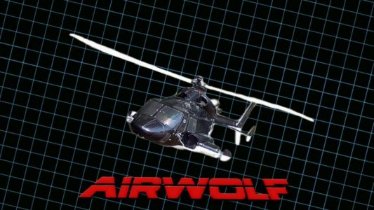 Here's The AIRWOLF Theme Played On Banjo