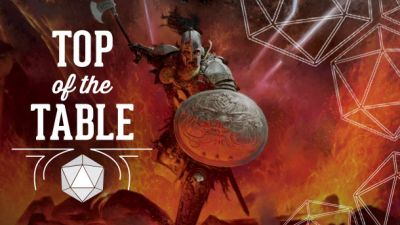 Top Of The Table - Blood Rage