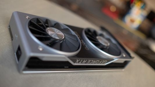 Nvidia talks up Turing graphics cards as outselling Pascal by 45% in revenue