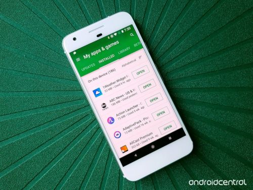 Google's adding a new layer of security to peer-to-peer APK downlods