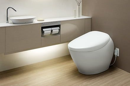 From tornado flushes to remote controls, modern toilets are flush with tech