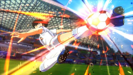 New CAPTAIN TSUBASA Highlights the Special Moves of the Characters