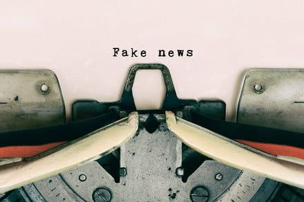 What is fake news? How to spot it in an age of misinformation