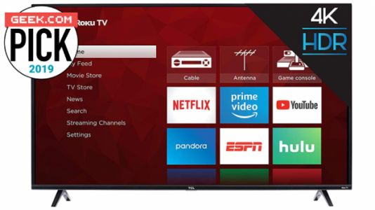 Geek Pick: TCL 55S425 Is An Affordable 4K TV