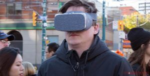 Waterloo researchers may be able to predict and counteract VR sickness