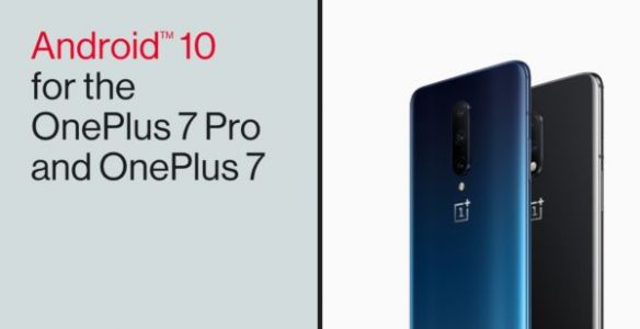 Android 10-Based OxygenOS 10 Now Rolling Out To The OnePlus 7 Series