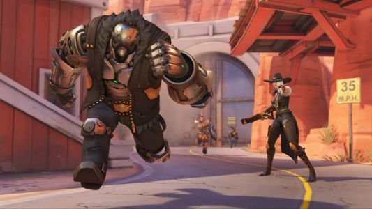 Here's A Fun Secret For Overwatch's Robotic Butler B.O.B