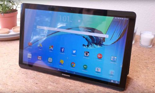 Samsung Galaxy View 2 leak details an Android tablet with a 17.5-inch screen