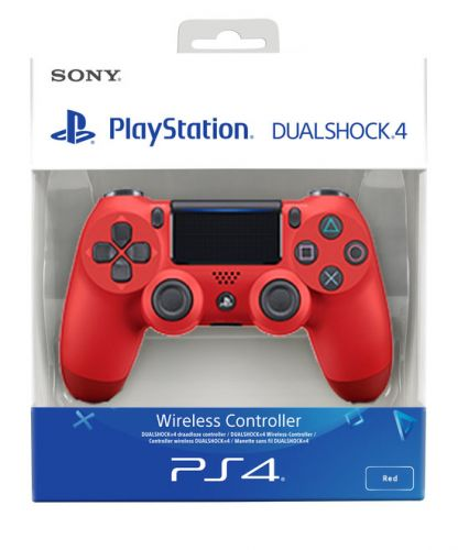 UK Daily Deals: PS4 DualShock 4 Magma Red Wireless Controller for £38, Lenovo Star Wars: Jedi Challenges AR Headset for £150