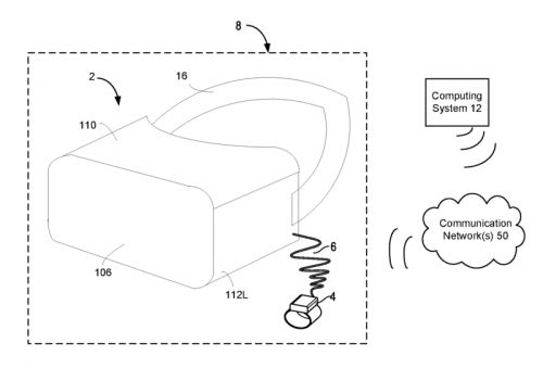 Microsoft patents system to switch between VR and reality on the fly