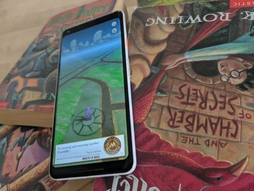 You can play the beta of Harry Potter: Wizards Unite outside of New Zealand