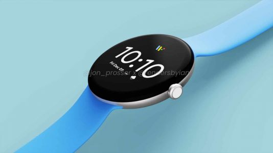 This Is Apparently What The Pixel Smartwatch Looks Like
