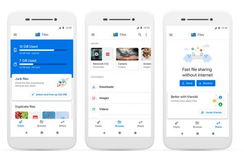 Google's Files Go hits 30 million users and is getting a new name