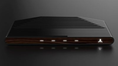ATARIBOX New Design Revealed