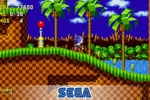 Sega brings Genesis classics like Sonic and Streets of Rage to Amazon's Fire TV