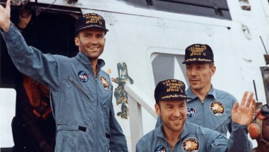 From liftoff to touchdown: The hectic timeline of Apollo 13