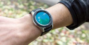 Bell to launch LTE Samsung Galaxy Watch on October 25th