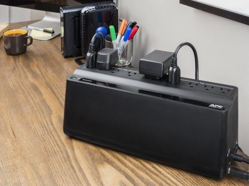 Protect your gear with the 900VA APC Back-UPS battery backup down to $70
