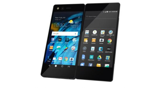 ZTE's Axon M packs the power of two smartphones into one with foldable dual screens