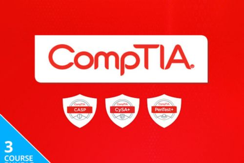 Save 80% On The CompTIA Cyber Security Expert Bundle