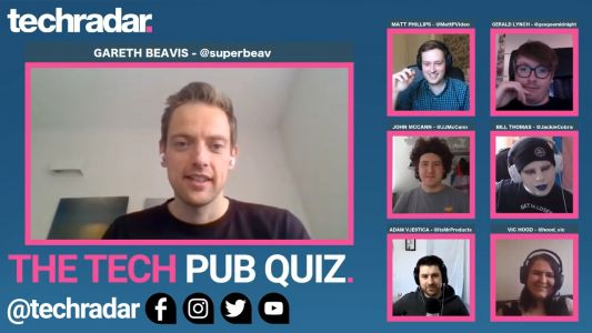 Join us and play The Tech Pub Quiz tonight on Facebook and YouTube