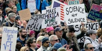Rush Holt on What's Next After March for Science