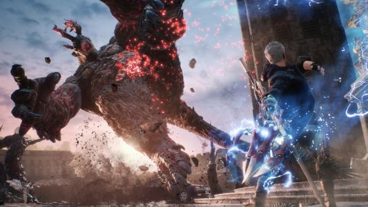 Latest Devil May Cry 5 trailer focuses on a stylish new character