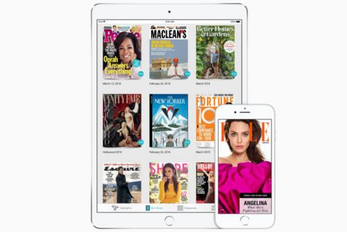 Report: Apple could relaunch Texture magazine subscription service in spring 2019