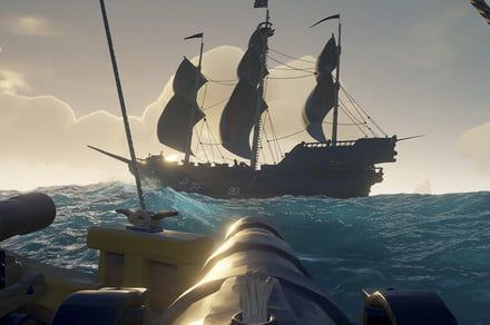 How to master the art of ship combat in 'Sea of Thieves' and rule the high seas