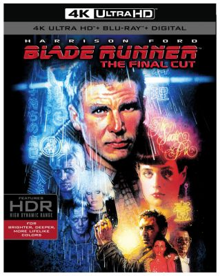 'Blade Runner: The Final Cut' 4K UHD Blu-ray Bound in September
